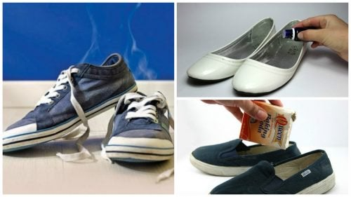 d06fcf2a Brzydki zapach z butów – zlikwiduj go tymi 6 sztuczkami! — Krok do ...
