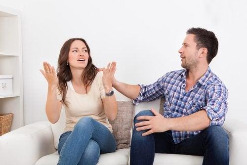 Kłótnia partnerów, czyli niezadowolenie ze związku