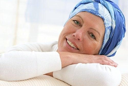 Kobieta - nowotwór jajnika