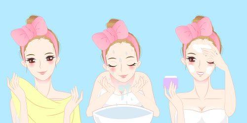 Przebarwienia skóry – 8 maseczek rozjaśniających