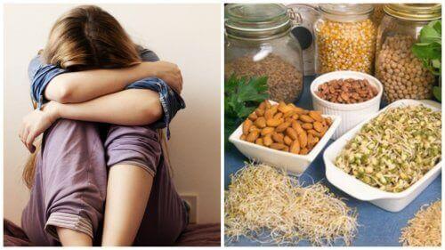 Walka z depresją – 10 produktów, które Ci pomogą uporać się z chorobą