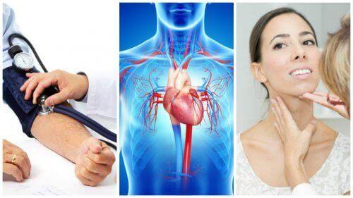 Niewydolność krążenia – 7 potencjalnych przyczyn