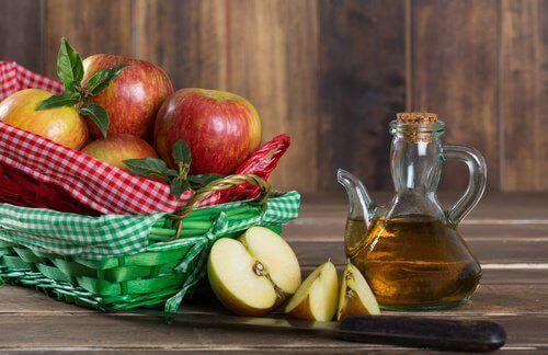 ocet jabłkowy i jego zastosowania