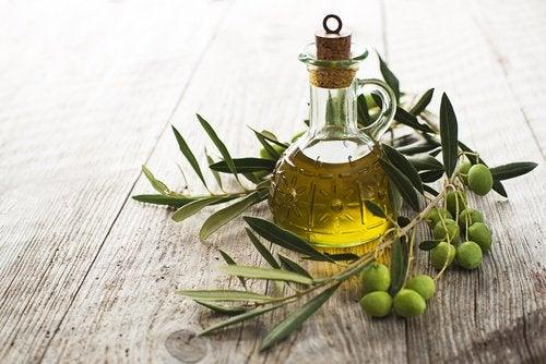 Oliwa z oliwek na pokrzywkę