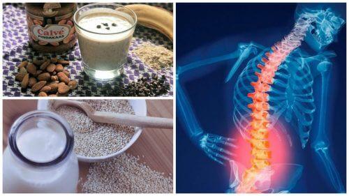 Osteoporoza - 6 najlepszych remediów naturalnych, aby jej zapobiec