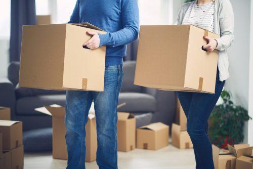 Przenoszenie pudełek