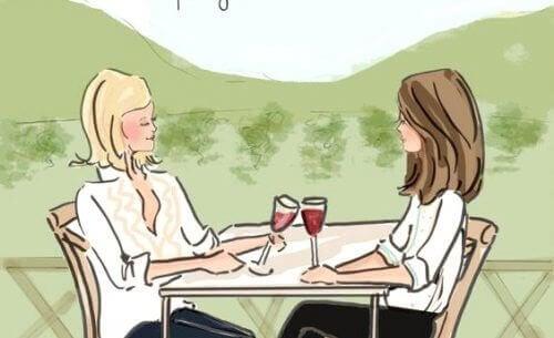 Przyjaźń pomiędzy kobietami: Wspaniały sposób by pokonać stres