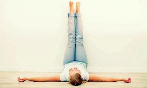 Stopy w górę! – 20 minut dziennie dla zdrowia