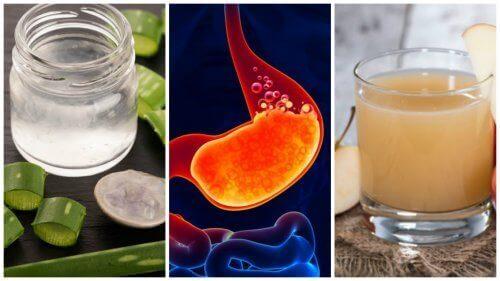 Zgaga – 5 naturalnych napojów, które przyniosą ulgę