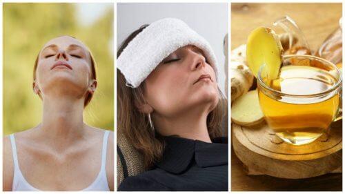 Ból głowy – 6 sposobów, by poczuć ulgę bez tabletek