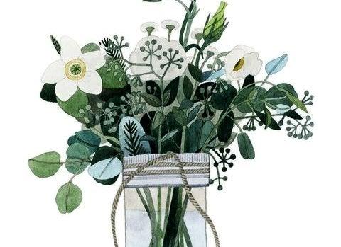 Bukiet kwiatów a toksyczne relacje