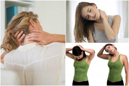 Ból karku – 6 ćwiczeń na jego złagodzenie