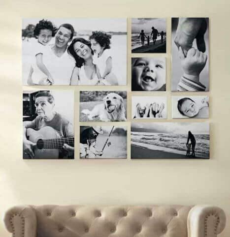 kolaż fotografii