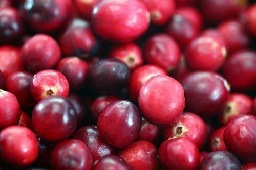 Czerwone jagody