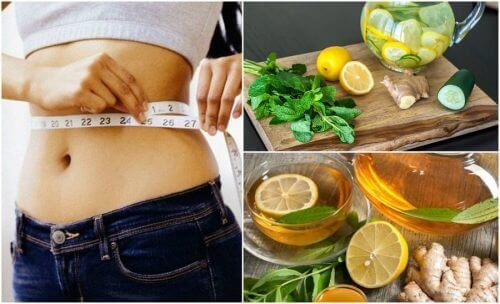 Imbir i cytryna sposobem na wzdęcia i nadwagę