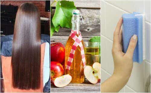 Ocet jabłkowy – 5 niezwykłych zastosowań, które musisz poznać