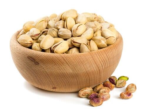 Orzeszki pistacjowe