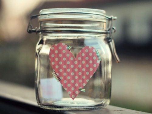 Słoik miłości, słoik szczęścia