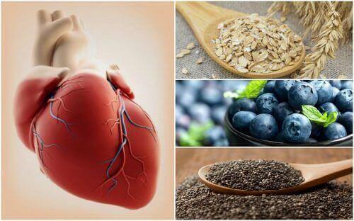 Serce – żywność, która pomaga je chronić