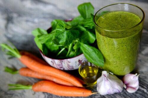 Sok warzywny na wysoki cholesterol