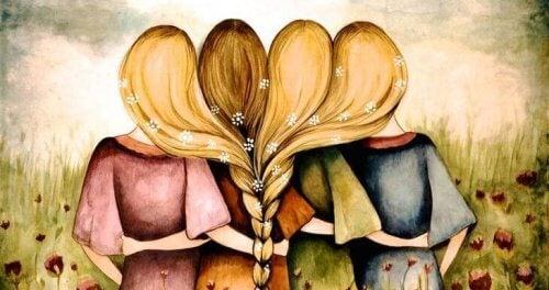 Trzy dziewczyny