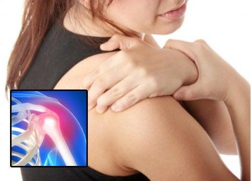 Zapalenie ścięgna barkowego i ból temu towarzyszący