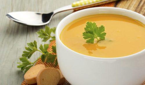 warzywne zupy kremy z serem