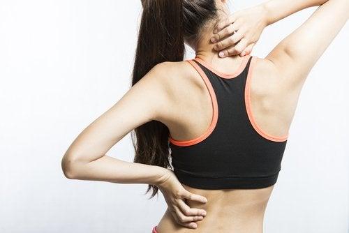 Ból pleców a niedobór białka