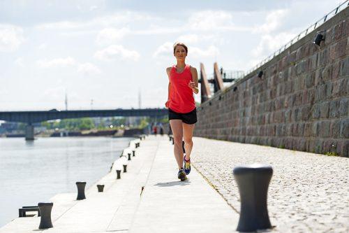 bieganie a idealna figura