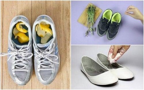 Nieprzyjemny zapach z butów - w jaki sposób go usunąć?