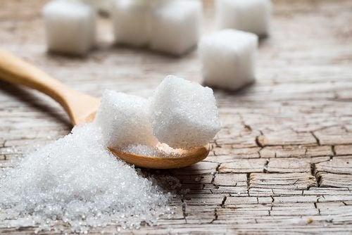 Cukier w kostkach a nasza twarz
