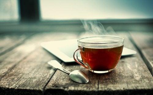Herbata a zapacia