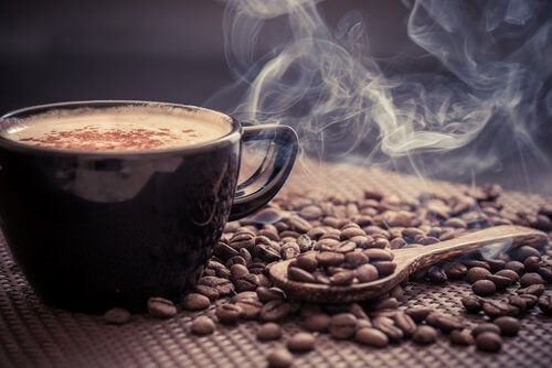 Kawa na Zespół pęcherza nadreaktywnego