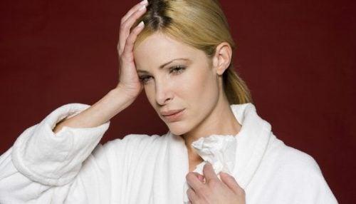 Bóle głowy w nocy - co je powoduje?