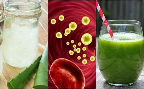Oczyść krwiobieg tymi 5 leczniczymi napojami