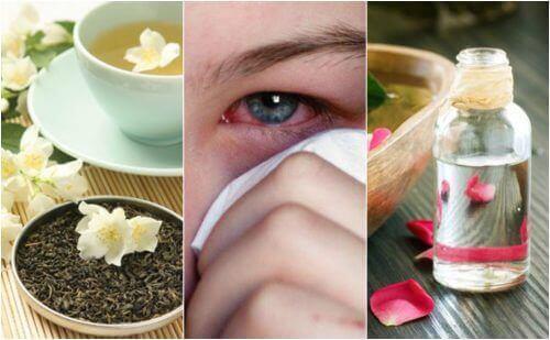 Infekcje oka – wylecz je 5 naturalnymi sposobami