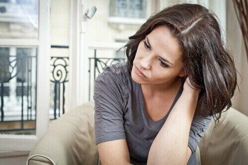 Martwienie się a brak samokontrola
