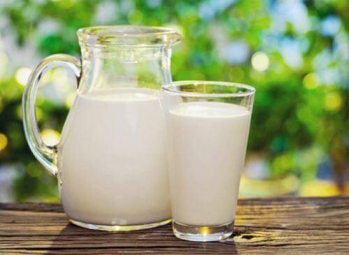 mleko osłabia działanie leków