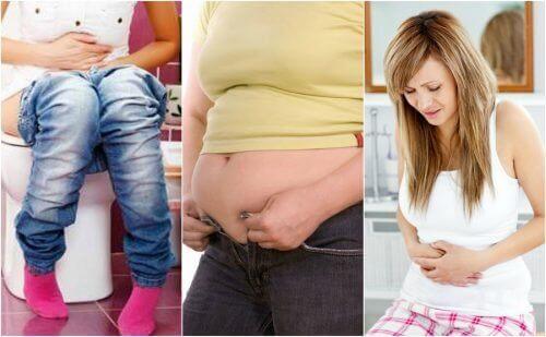 Nadwaga, a zaburzenia trawienia