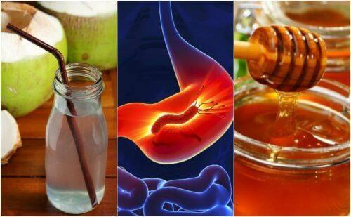 Nieżyt żołądka – Kilka naturalnych lekarstw