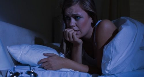 Nocny atak paniki