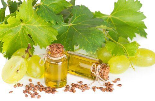 Olejek z pestek winogron