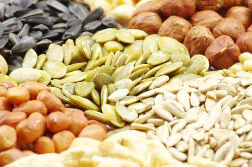 Orzechy i nasiona