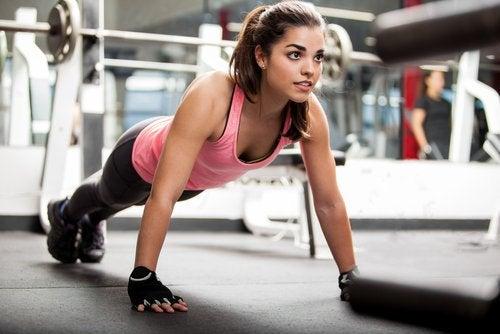 pompki ćwiczenia