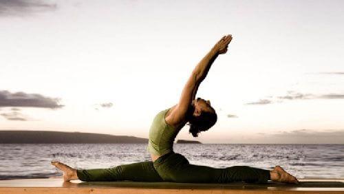 Pozycje jogi - 6 odchudzających propozycji
