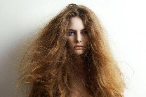 Przesuszające się włosy – 5 naturalnych składników