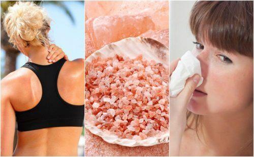 Sól himalajska – 10 korzyści dla zdrowia