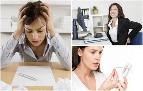 Stres – nie ignoruj tych 7 objawów