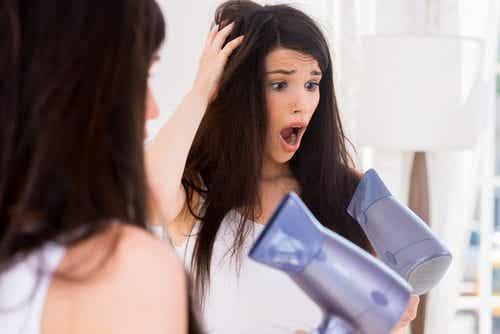 Przerzedzone włosy - 5 domowych sposobów