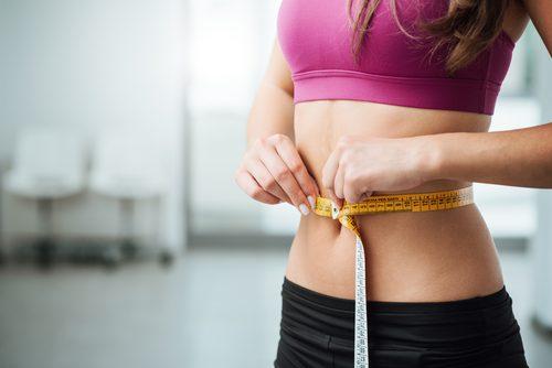 Mierzenie obwodu talii a dieta